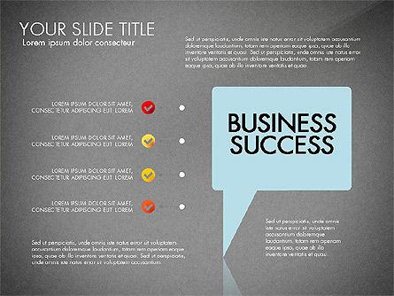 Hands Up Presentation Concept, Slide 15, 02951, Presentation Templates — PoweredTemplate.com