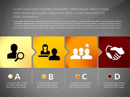 Staff Management Presentation Template, Slide 9, 02952, Business Models — PoweredTemplate.com