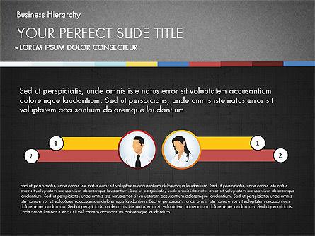 Organization Presentation Concept, Slide 10, 02953, Business Models — PoweredTemplate.com