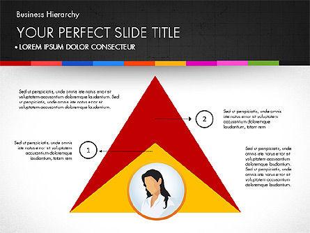 Organization Presentation Concept, Slide 5, 02953, Business Models — PoweredTemplate.com