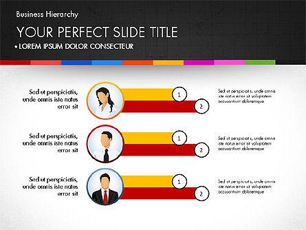 Organization Presentation Concept, Slide 6, 02953, Business Models — PoweredTemplate.com