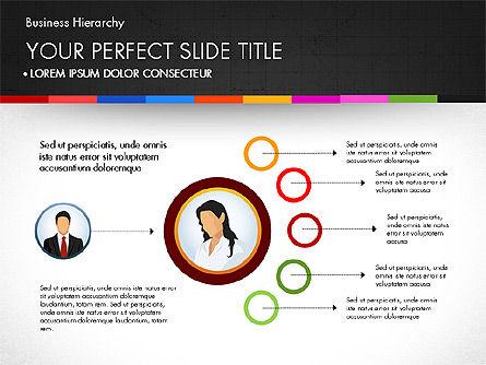 Organization Presentation Concept, Slide 8, 02953, Business Models — PoweredTemplate.com