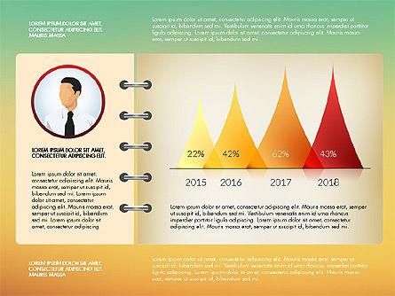 Report Concept Data Driven Charts, Slide 9, 02954, Data Driven Diagrams and Charts — PoweredTemplate.com