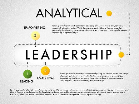 Leadership Concept Presentation Template, Slide 3, 02969, Presentation Templates — PoweredTemplate.com