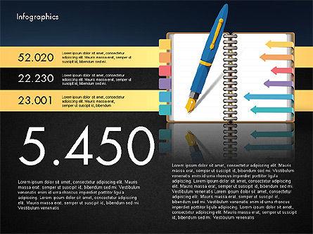 Analytical Infographics, Slide 10, 02970, Infographics — PoweredTemplate.com