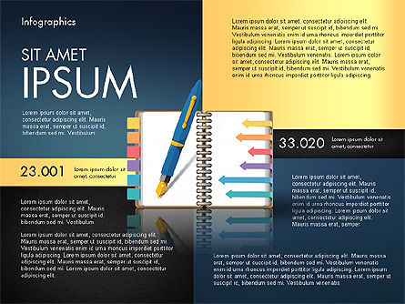 Analytical Infographics, Slide 13, 02970, Infographics — PoweredTemplate.com