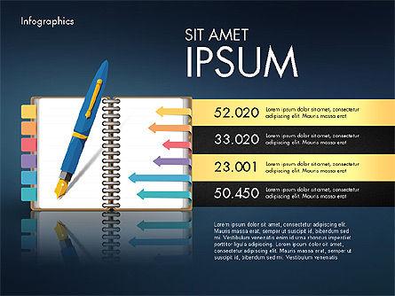 Analytical Infographics, Slide 16, 02970, Infographics — PoweredTemplate.com