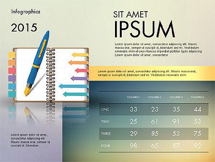Analytical Infographics, Slide 4, 02970, Infographics — PoweredTemplate.com