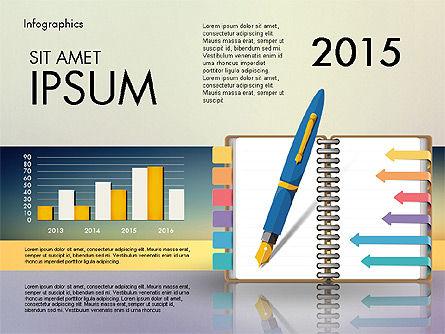 Analytical Infographics, Slide 6, 02970, Infographics — PoweredTemplate.com