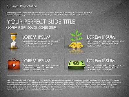 Financial Pitch Deck Presentation Template, Slide 10, 02976, Presentation Templates — PoweredTemplate.com