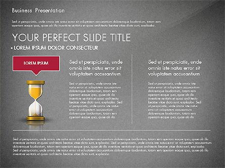 Financial Pitch Deck Presentation Template, Slide 15, 02976, Presentation Templates — PoweredTemplate.com