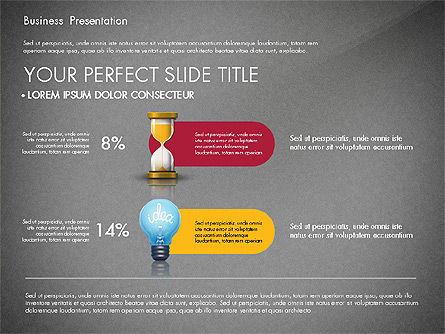 Financial Pitch Deck Presentation Template, Slide 16, 02976, Presentation Templates — PoweredTemplate.com