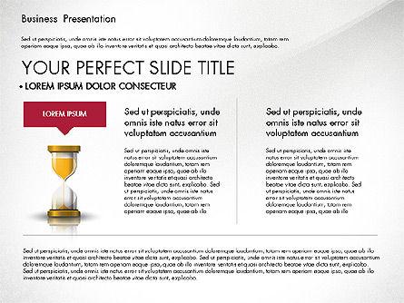 Financial Pitch Deck Presentation Template, Slide 7, 02976, Presentation Templates — PoweredTemplate.com