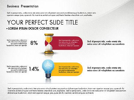 Financial Pitch Deck Presentation Template, Slide 8, 02976, Presentation Templates — PoweredTemplate.com