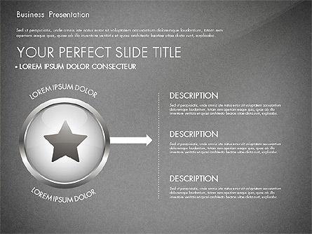 Business Process Presentation Template, Slide 13, 02980, Process Diagrams — PoweredTemplate.com