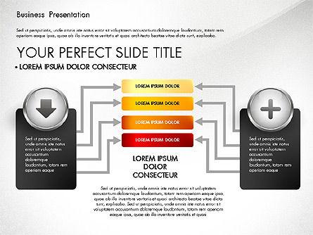 Business Process Presentation Template, Slide 8, 02980, Process Diagrams — PoweredTemplate.com