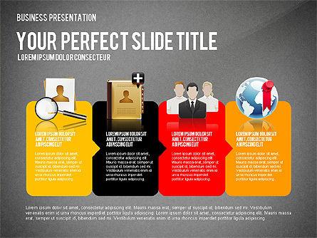 Company Management Presentation Template, Slide 15, 02982, Presentation Templates — PoweredTemplate.com