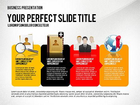 Company Management Presentation Template, Slide 7, 02982, Presentation Templates — PoweredTemplate.com