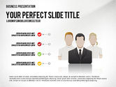 Presentation Templates: Company Management Presentation Template #02982