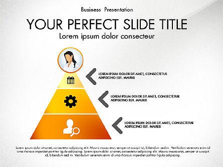 Business Process Model, Slide 8, 02985, Process Diagrams — PoweredTemplate.com