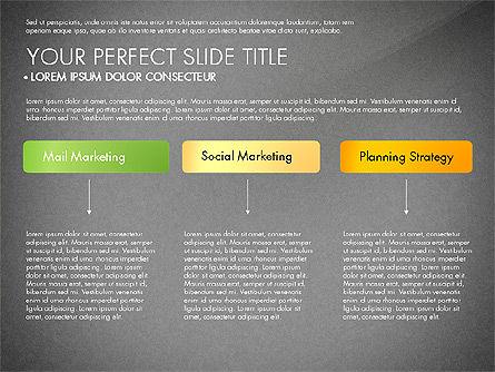 Marketing Concept Diagram, Slide 11, 02988, Business Models — PoweredTemplate.com