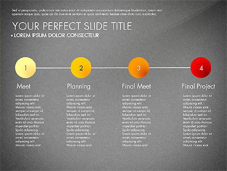Marketing Concept Diagram, Slide 12, 02988, Business Models — PoweredTemplate.com