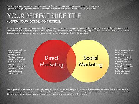Marketing Concept Diagram, Slide 14, 02988, Business Models — PoweredTemplate.com