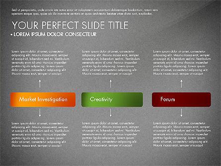 Marketing Concept Diagram, Slide 15, 02988, Business Models — PoweredTemplate.com