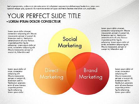 Marketing Concept Diagram, Slide 2, 02988, Business Models — PoweredTemplate.com