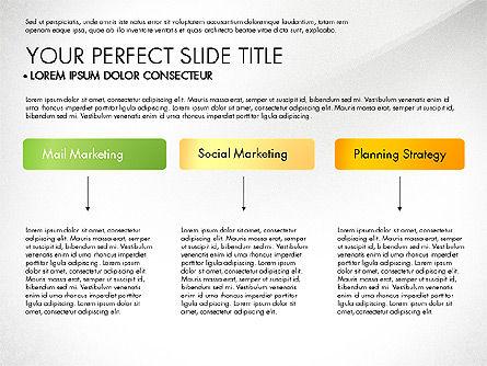 Marketing Concept Diagram, Slide 3, 02988, Business Models — PoweredTemplate.com