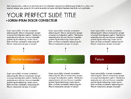 Marketing Concept Diagram, Slide 7, 02988, Business Models — PoweredTemplate.com
