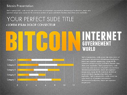 Bitcoin Presentation Template, Slide 10, 02990, Presentation Templates — PoweredTemplate.com