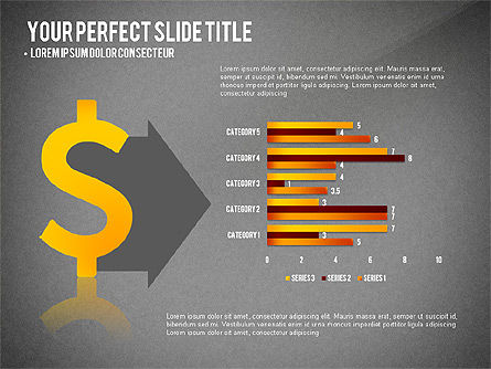 Financial Management Presentation Template, Slide 11, 02992, Presentation Templates — PoweredTemplate.com
