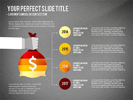 Financial Management Presentation Template, Slide 9, 02992, Presentation Templates — PoweredTemplate.com