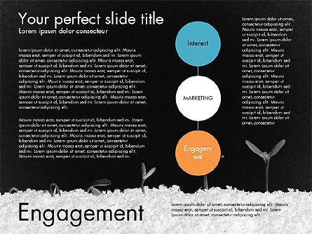 Marketing Concept Presentation Template, Slide 10, 02995, Business Models — PoweredTemplate.com