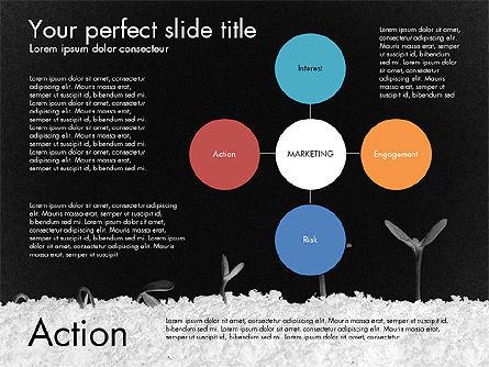 Marketing Concept Presentation Template, Slide 12, 02995, Business Models — PoweredTemplate.com