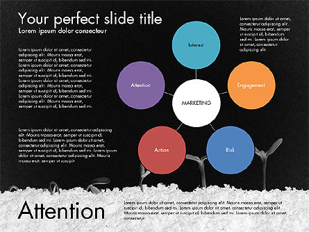 Marketing Concept Presentation Template, Slide 13, 02995, Business Models — PoweredTemplate.com