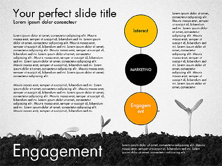 Marketing Concept Presentation Template, Slide 2, 02995, Business Models — PoweredTemplate.com