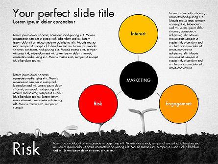 Marketing Concept Presentation Template, Slide 3, 02995, Business Models — PoweredTemplate.com