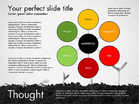 Marketing Concept Presentation Template, Slide 6, 02995, Business Models — PoweredTemplate.com
