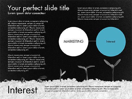 Marketing Concept Presentation Template, Slide 9, 02995, Business Models — PoweredTemplate.com