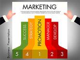 Presentation Templates: Promotion Concept Presentation Template #02996