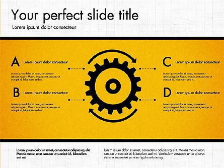 Pitch Deck Concept, Slide 10, 02997, Presentation Templates — PoweredTemplate.com