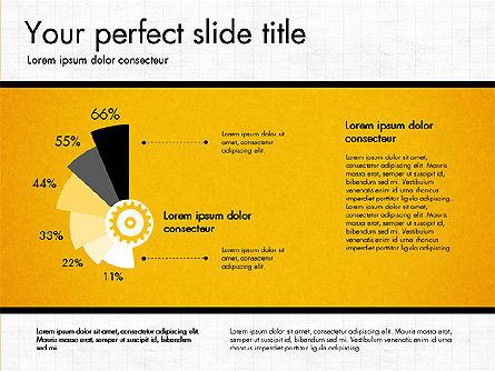 Pitch Deck Concept, Slide 11, 02997, Presentation Templates — PoweredTemplate.com