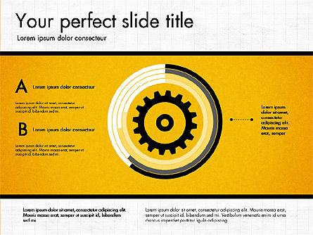 Pitch Deck Concept, Slide 13, 02997, Presentation Templates — PoweredTemplate.com
