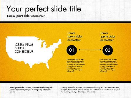 Pitch Deck Concept, Slide 14, 02997, Presentation Templates — PoweredTemplate.com
