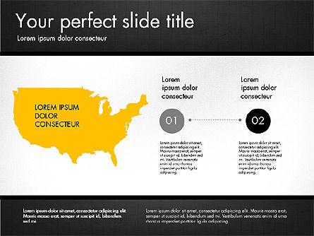 Pitch Deck Concept, Slide 6, 02997, Presentation Templates — PoweredTemplate.com