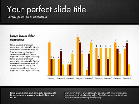 Pitch Deck Concept, Slide 8, 02997, Presentation Templates — PoweredTemplate.com
