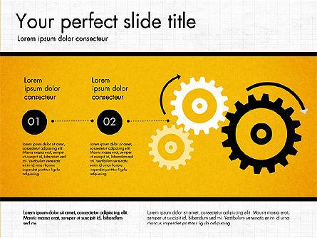 Pitch Deck Concept, Slide 9, 02997, Presentation Templates — PoweredTemplate.com