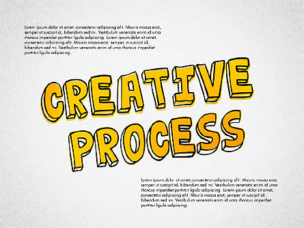 Process Diagrams: Creative Process Diagram #03002